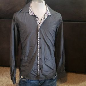 Mens Button Up From Buckle